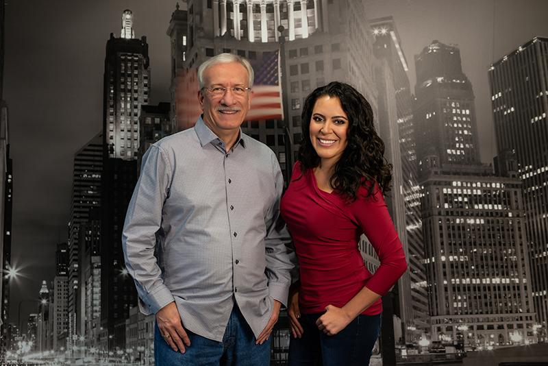 Our Story - Bob & Jennifer